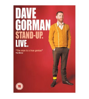 Dave Gorman: Exclusive Stand Up Live DVD