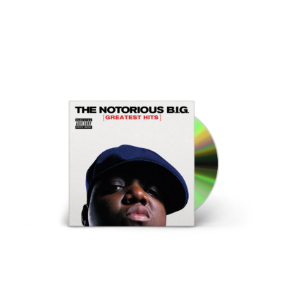 The Notorious B.I.G: Notorious B.I.G, The Notorious B.I.G. – Greatest Hits CD