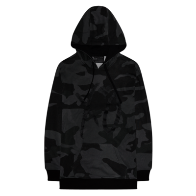 The Weeknd: WHERE DREAMS COME TRUE CAMO HOODIE