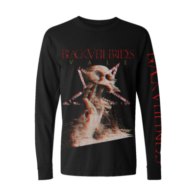 Black Veil Brides: BURIED ALIVE LONG SLEEVE