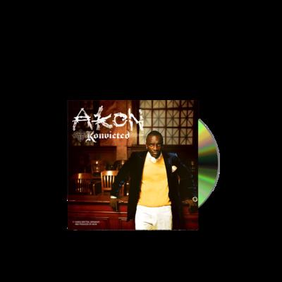 Akon: Konvicted
