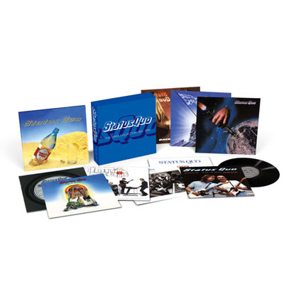 Status Quo: The Vinyl Collection 1981-1996