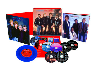 The Moody Blues: The Polydor Years 1986 - 1992: 6CD/2DVD + 7