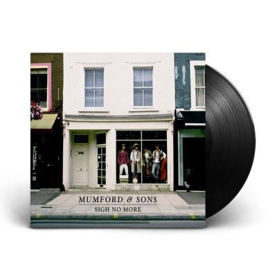 Mumford & Sons : Sigh No More (LP)