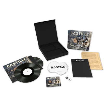 Bastille: Limited Edition Signed Wild World Collectors Edition