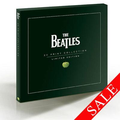 The Beatles: 50th Anniversary Art Print Box Set