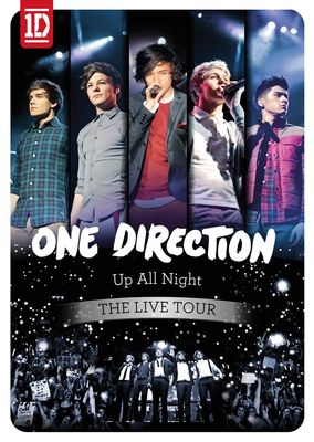 One Direction: Up All Night - The Live Tour DVD