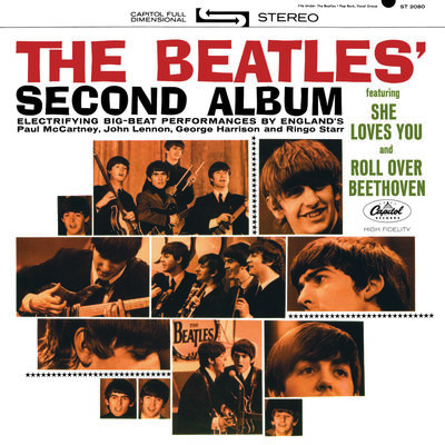 The Beatles: The Beatles Second Album (USA Version)