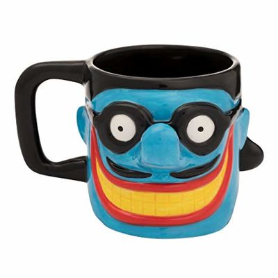 The Beatles: Limited Edition Yellow Submarine Meanie Sculpted Ceramic Mug
