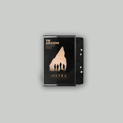 The Amazons: Future Dust - Cassette