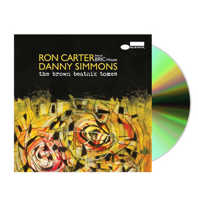 Ron Carter and Danny Simmons: The Brown Beatnik Tomes