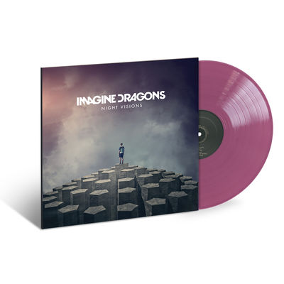 Imagine Dragons: Night Visions: Limited Edition Opaque Lavender Vinyl