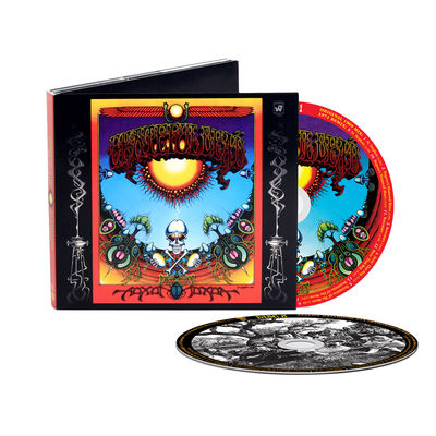 Grateful Dead: AOXOMOXOA: Deluxe 50th Anniversary Digipack