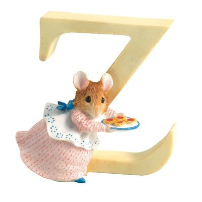 Peter Rabbit: Alphabet Letter Z - Appley Dapply