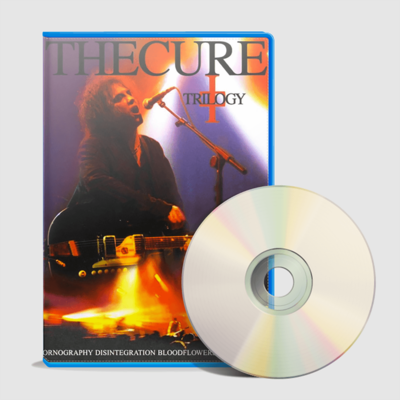 The Cure: Trilogy: Live In Berlin Blu-Ray