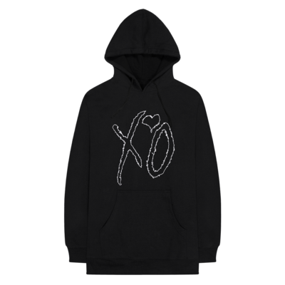 The Weeknd: XO CLASSIC FLEECE PULLOVER HOOD