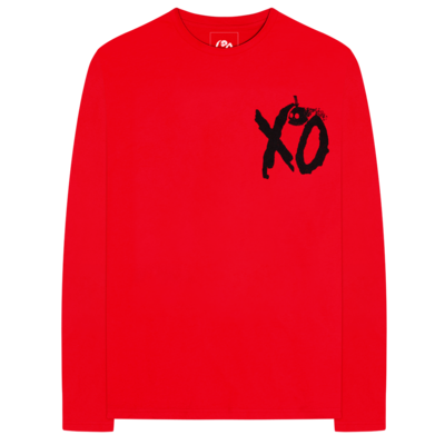 The Weeknd: CHAPTER IV LONGSLEEVE