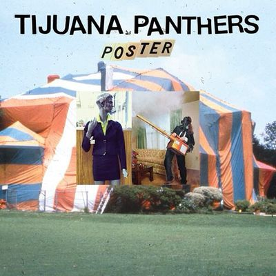 Tijuana Panthers: Poster