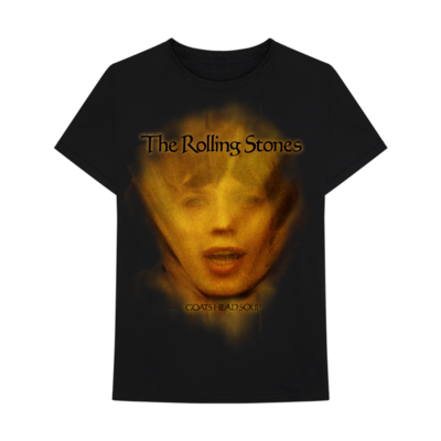 The Rolling Stones: GOATS HEAD SOUP T-SHIRT