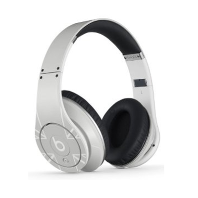 Beats: Studio On-Ear Headphones - White UK Flag Edition