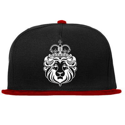 Ella Eyre: Snapback Red And Black Baseball Cap