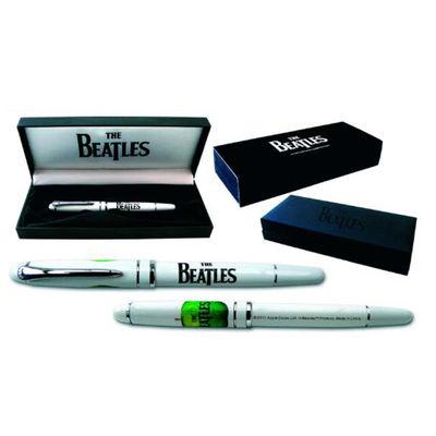 The Beatles: Apple Gift Pen (white)