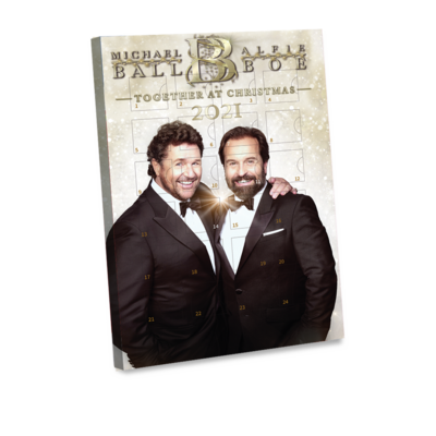 Michael Ball & Alfie Boe: BALL & BOE ADVENT CALENDAR