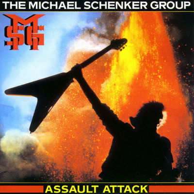 Michael Schenker Group: Assault Attack: Picture Disc