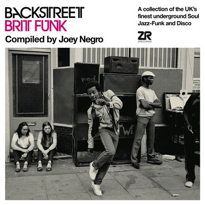 Various Artists: Backstreet Brit Funk Vol.1 compiled by Joey Negro