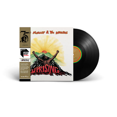 Bob Marley and The Wailers: Uprising: Limited Edition Half-Speed Master