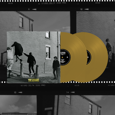 The Lathums: How Beautiful Life Can Be: Store Exclusive Deluxe Gold 2LP - Alternative Artwork