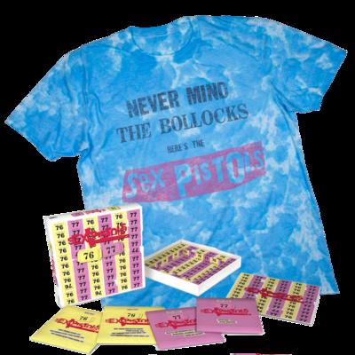 Sex Pistols: 76-77 T-shirt Bundle I