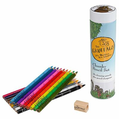 The Gruffalo: Chunky Pencil Set