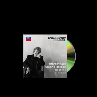 Semyon Bychkov: The Tchaikovsky Project Vol. 2: Manfred Symphony