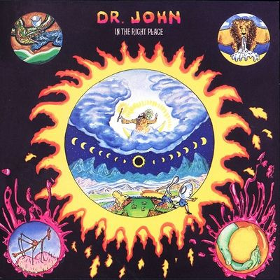 Dr. John: The Right Place