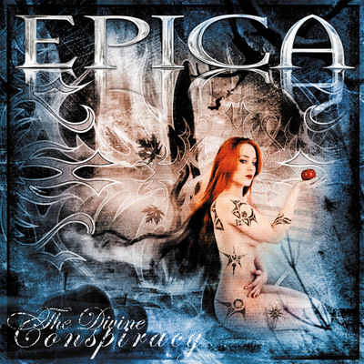 Epica: The Divine Conspiracy Red Vinyl