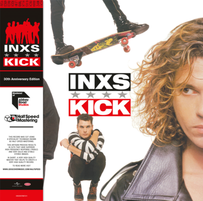 INXS: Kick: Half-Speed Master Vinyl