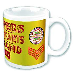 The Beatles: Sgt. Pepper Boxed Mug
