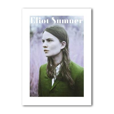 Eliot Sumner: Information Lithograph