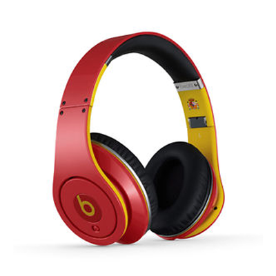 Beats: Studio On-Ear Headphones - Red Spain Flag Edition