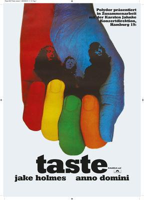 Taste: Taste Poster