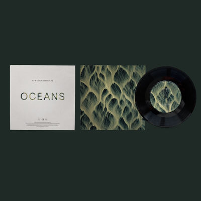 RY X / Olafur Arnalds : Oceans: Limited Edition 7