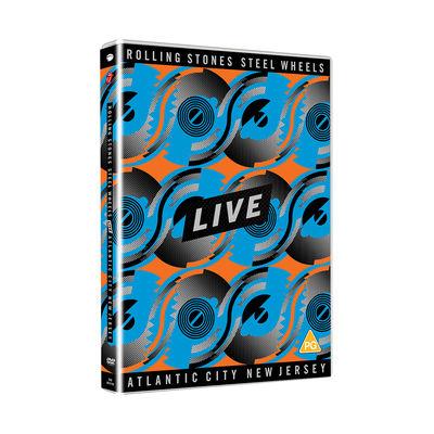 The Rolling Stones: Steel Wheels Live DVD