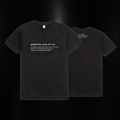 Potter Payper: Gangsteritus - T-Shirt / Black