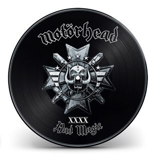 Motörhead: Bad Magic: Limited Edition Picture Disc