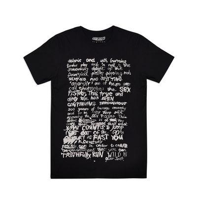 Sex Pistols: 77 Poster T-Shirt - XL