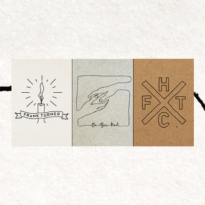 Frank Turner: Be More Kind Notebook Set