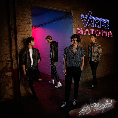 The Vamps: All Night (CD1)