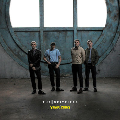 The Spitfires: Year Zero: Signed Yellow Vinyl