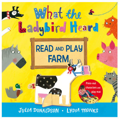 The Gruffalo: What the Ladybird Heard Read and Play Farm